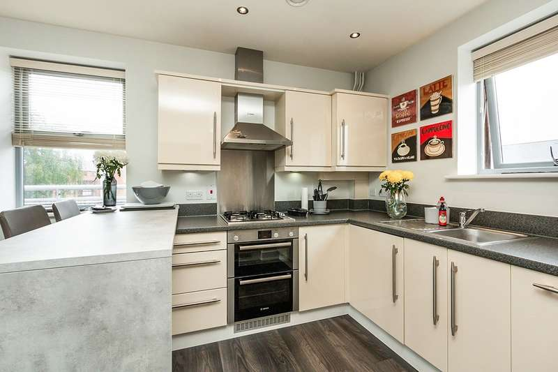 1 Bedroom Apartment Flat for sale in Idsworth Court, Basingstoke, Hampshire, RG24