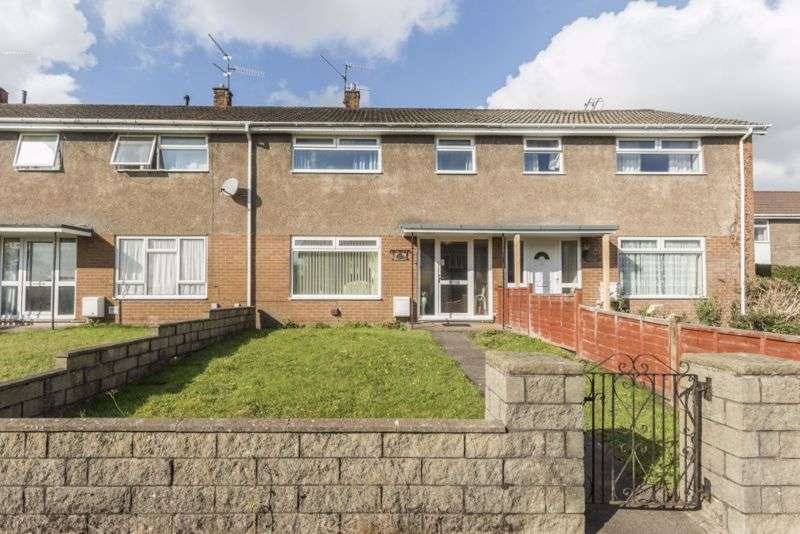 3 Bedrooms Property for sale in Wiston Path Fairwater, Cwmbran