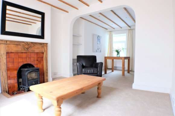 2 Bedrooms Terraced House for rent in Gloucester Place, Mumbles, Swansea, SA3