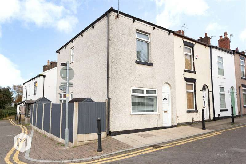 2 Bedrooms End Of Terrace House for sale in Wood Street, Westhoughton, Bolton, BL5