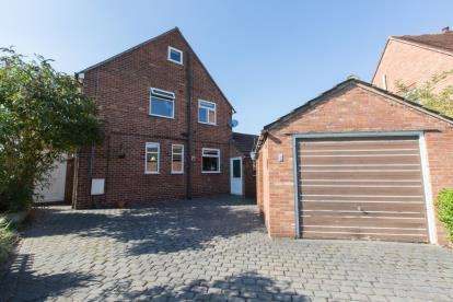 4 Bedrooms Semi Detached House for sale in Vine Tree Avenue, Shavington, Crewe, Cheshire