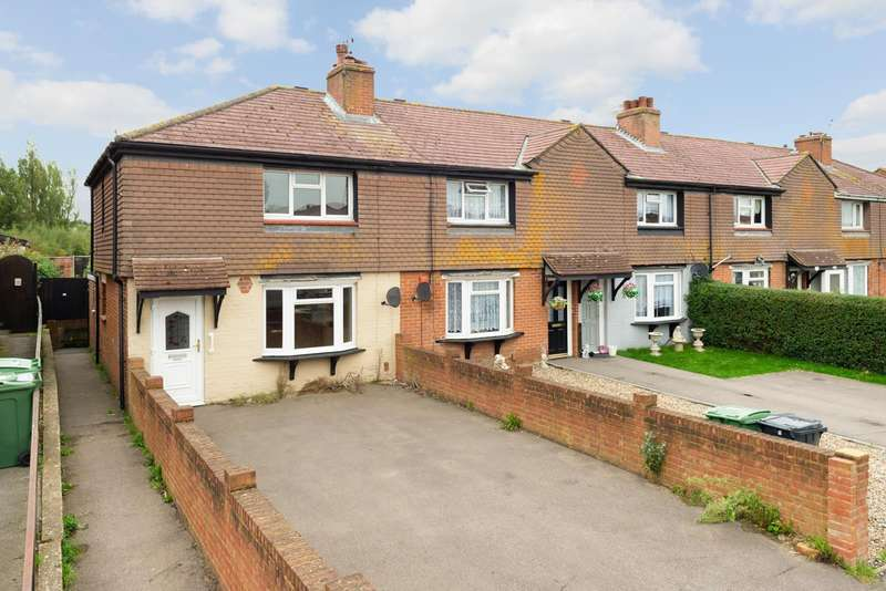 3 Bedrooms End Of Terrace House for sale in Camp Way, Maidstone, ME15