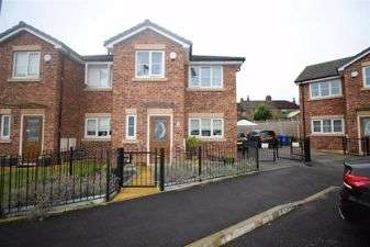 3 Bedrooms Semi Detached House for sale in Magna Drive, Crumpsall