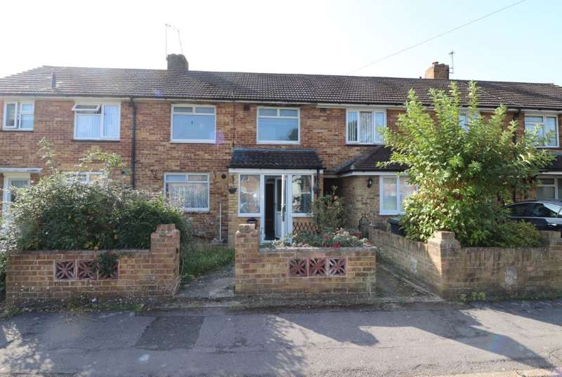3 Bedrooms Terraced House for sale in 12 Redlynch Close, Havant