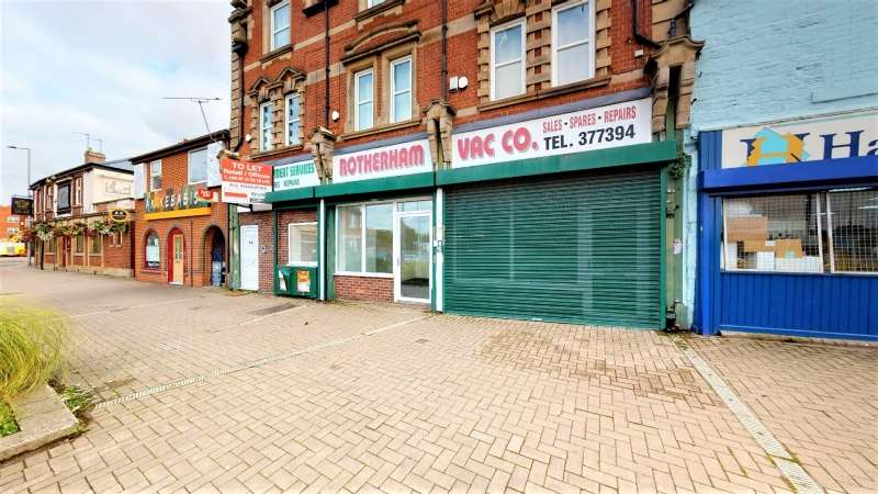 3 Bedrooms Commercial Property for rent in Westgate, Rotherham, Rotherham