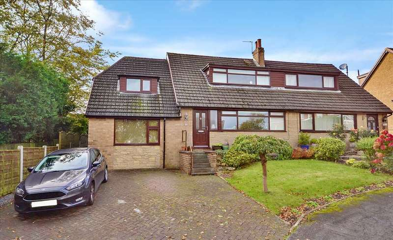 5 Bedrooms Semi Detached House for sale in Monks Drive, Withnell, Chorley