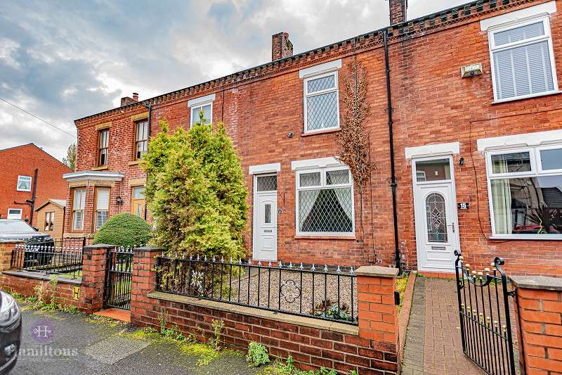 2 Bedrooms Terraced House for sale in Derwent Street, Leigh, Greater Manchester. WN7 4HS
