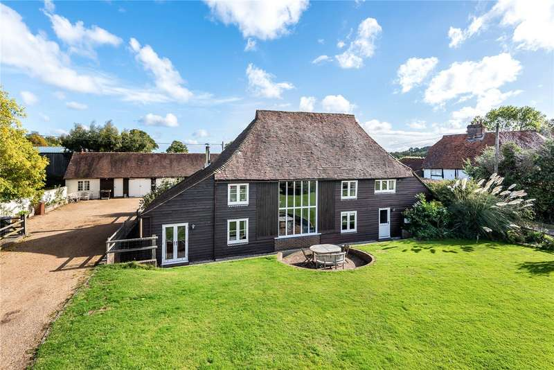 6 Bedrooms Detached House for sale in Free Heath Road, Hook Green