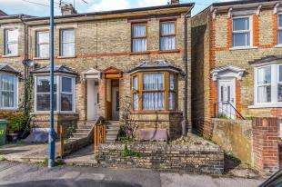 3 Bedrooms End Of Terrace House for sale in Florence Road, Maidstone, Kent