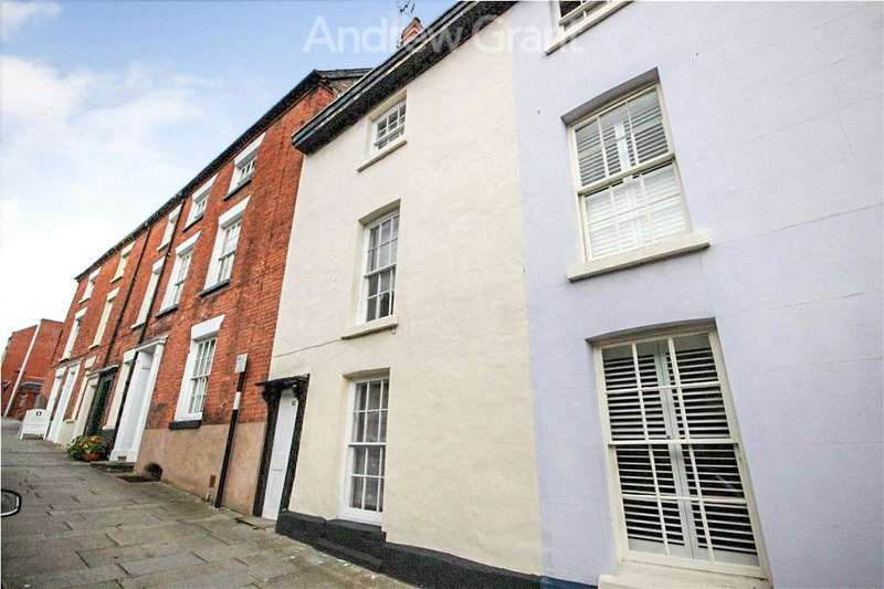 2 Bedrooms Terraced House for rent in Old Street, Ludlow, Shropshire, SY8