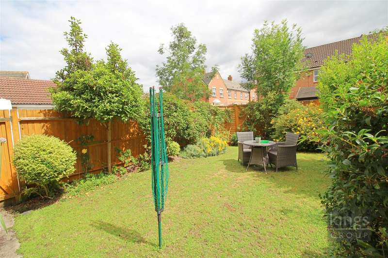 3 Bedrooms Semi Detached House for sale in Doulton Close, Church Langley