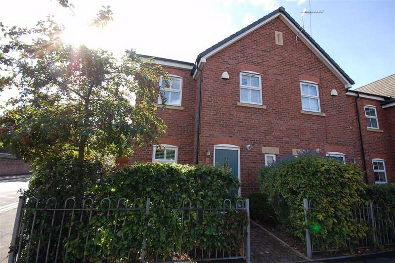 3 Bedrooms House for sale in Cotton Lane, Withington, Manchester, M20