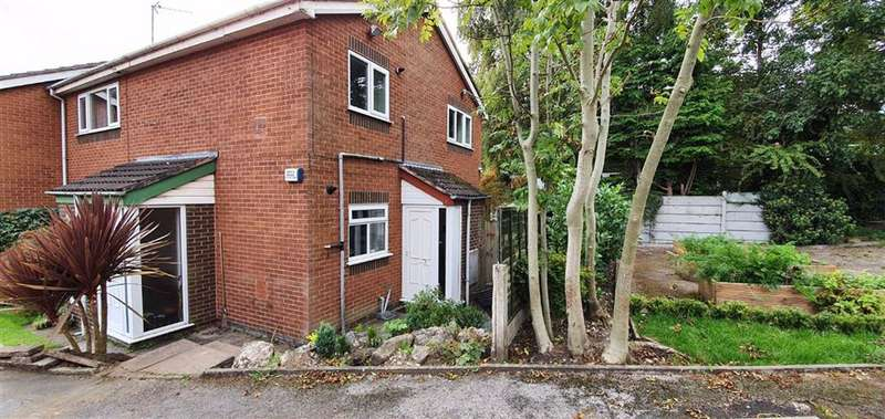 2 Bedrooms Flat for sale in Willaston Close, Chorlton