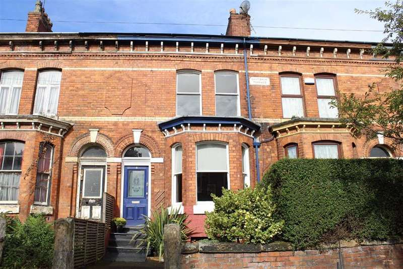 4 Bedrooms Terraced House for sale in Stockton Road, Chorlton