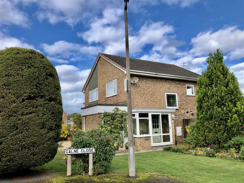 4 Bedrooms Detached House for sale in Calne Close, Irby, Wirral