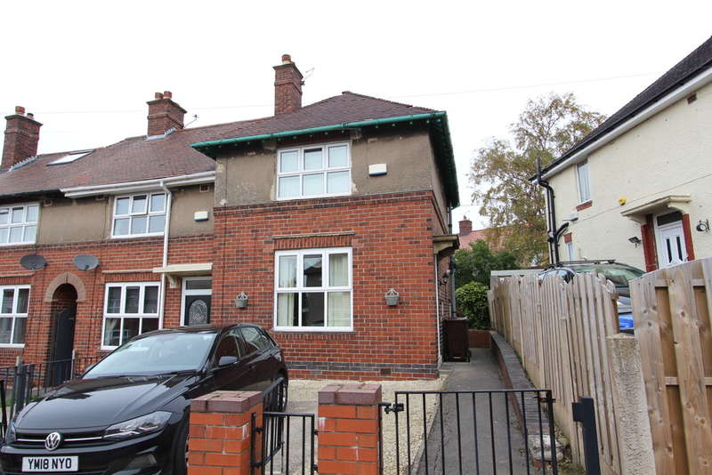 2 Bedrooms End Of Terrace House for sale in Paddock Crescent, Arbourthorne