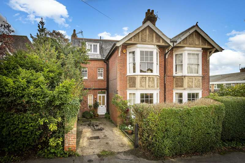 4 Bedrooms Semi Detached House for sale in Victoria Road, Southborough, Tunbridge Wells