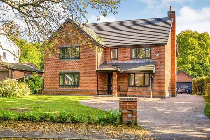 4 Bedrooms Detached House for sale in Gathurst lane, Shevington, Lancashire, WN6