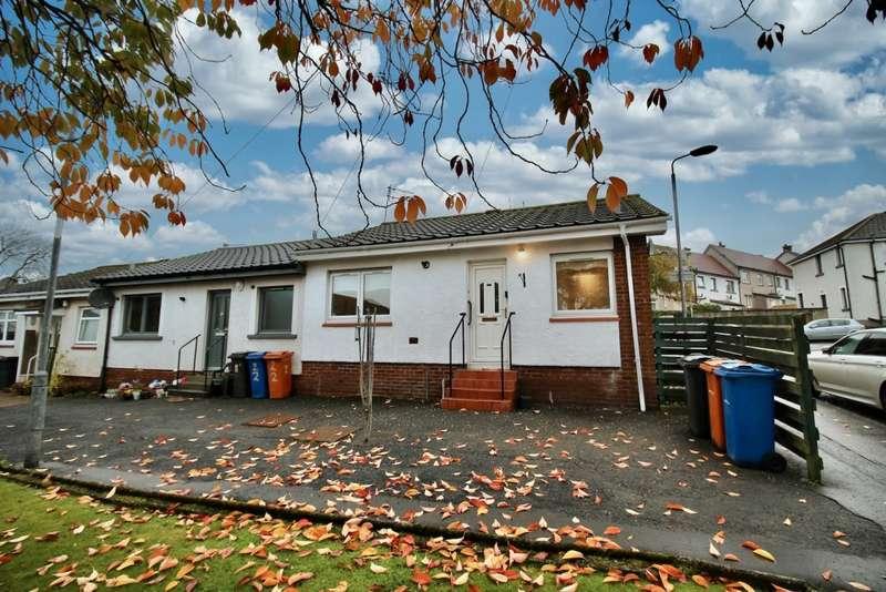 1 Bedroom Semi Detached Bungalow for sale in Waterloo Gardens, Kirkintilloch, G66 2HH
