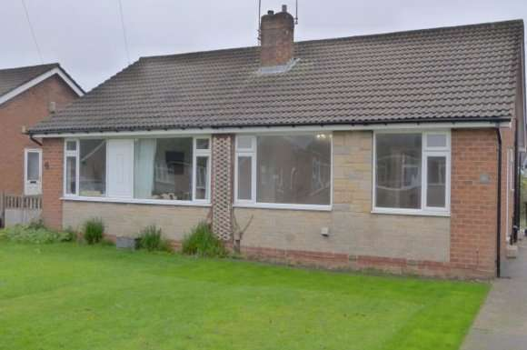 2 Bedrooms Bungalow for rent in Beckwith Road, Harrogate, HG2