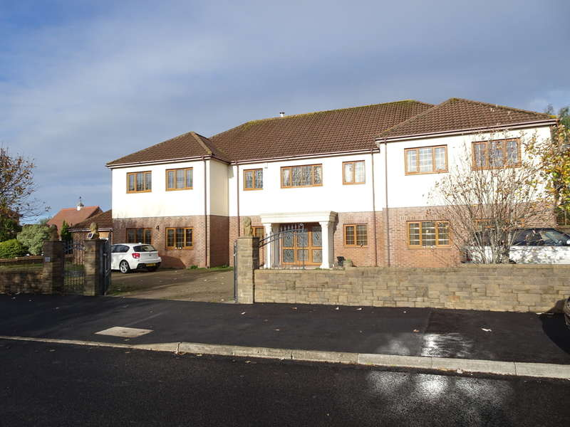 6 Bedrooms Detached House for sale in ST DAVIDS PARK, MARGAM, SA13 2PU
