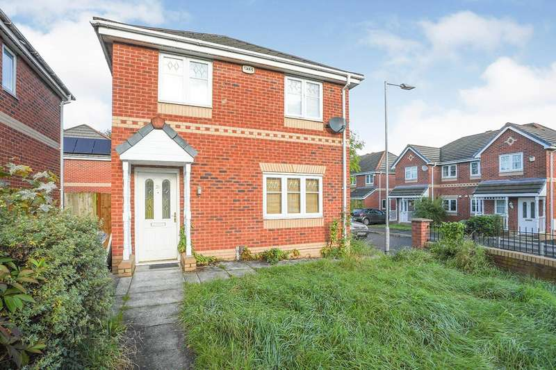 2 Bedrooms Detached House for sale in Drake Avenue, Wythenshawe, Manchester, Greater Manchester, M22