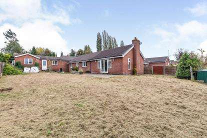 3 Bedrooms Bungalow for sale in St. Michaels Close, Chorley, Lancashire