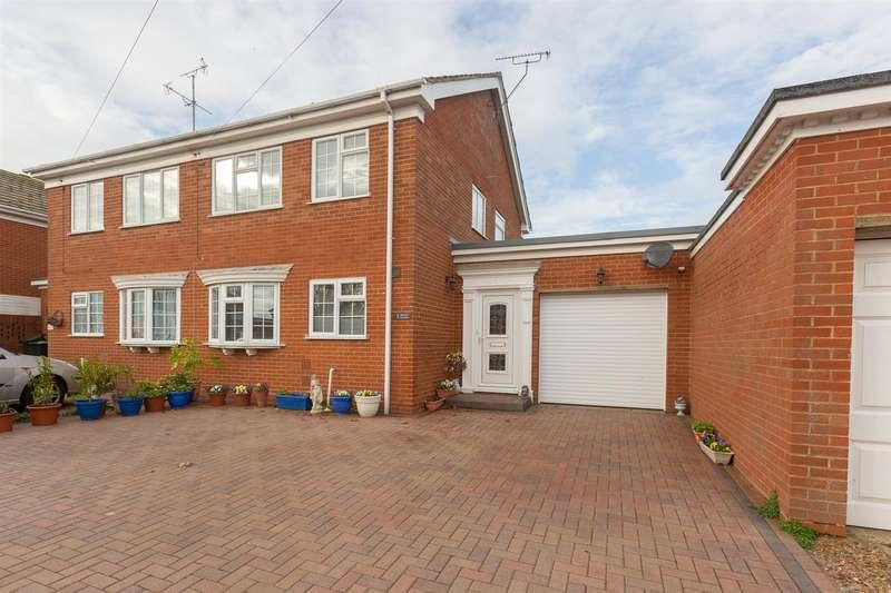 3 Bedrooms Semi Detached House for sale in Moray Avenue, Birchington