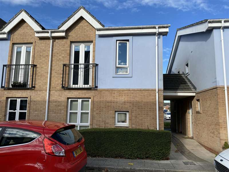 1 Bedroom Semi Detached House for sale in Stark Way, Lincoln