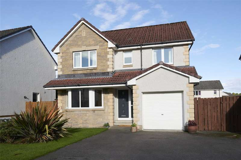 4 Bedrooms Detached House for sale in 34 Culduthel Mains Crescent, Culduthel, Inverness, IV2