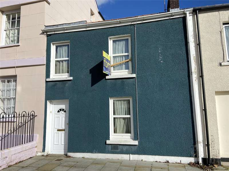 2 Bedrooms Terraced House for rent in Bush Row, Haverfordwest, Pembrokeshire