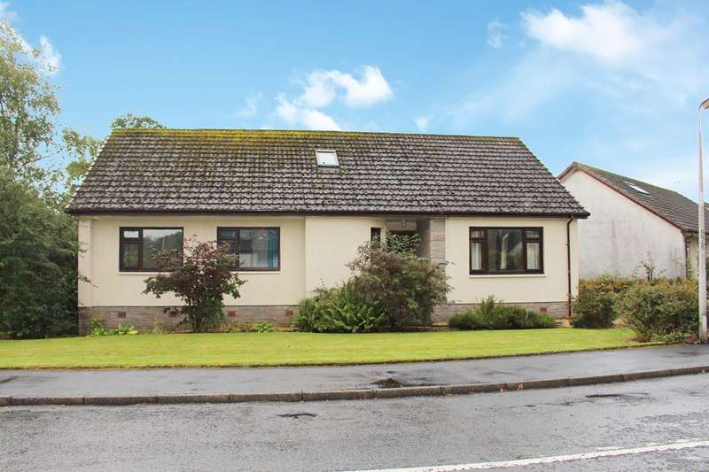 5 Bedrooms Detached House for sale in Greenhaugh Way, Braco, Dunblane, FK15