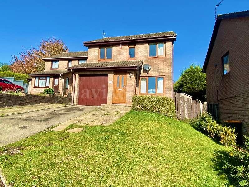 3 Bedrooms Detached House for sale in Kier Hardie Drive, Off Chepstow Road, Newport. NP19 9DP