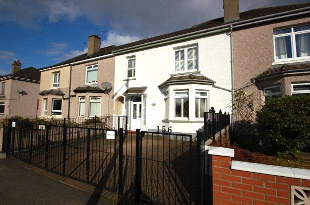 3 Bedrooms Terraced House for sale in Ladykirk Drive, Cardonald, G52