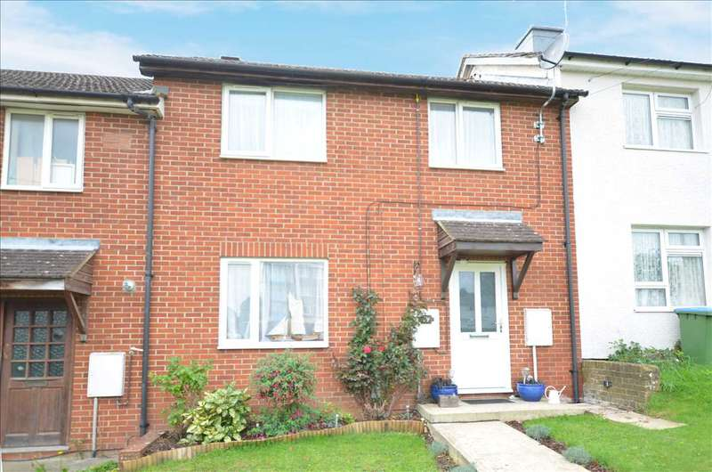 3 Bedrooms Terraced House for sale in Lindsay Road, Thornhill, Southampton