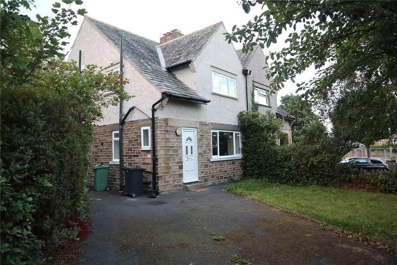 4 Bedrooms Semi Detached House for rent in Lynton Avenue, Springwood, Huddersfield, HD1