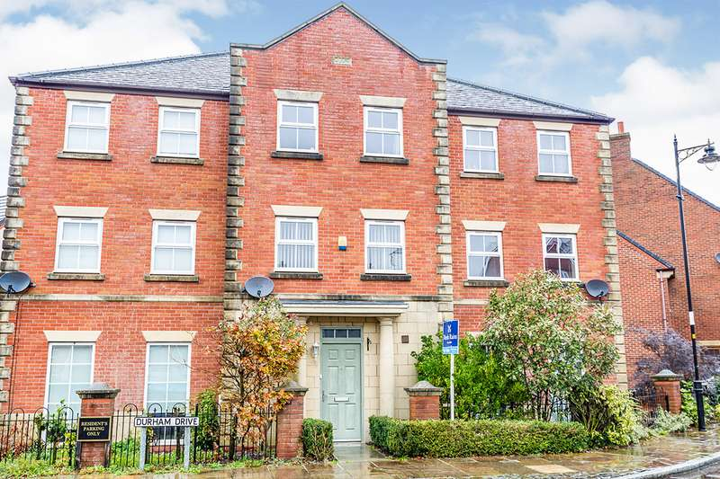 4 Bedrooms House for sale in Durham Drive, Buckshaw Village, Chorley, Lancashire, PR7
