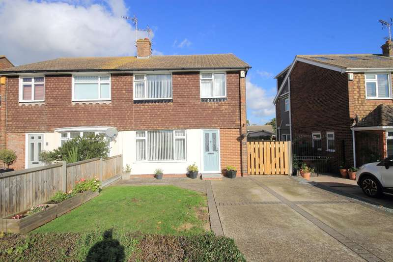 3 Bedrooms Semi Detached House for sale in Greenway, Faversham