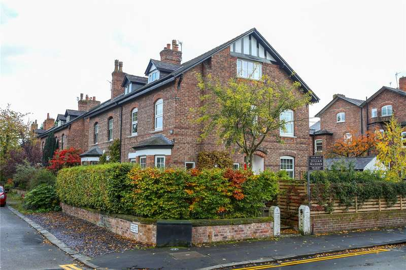5 Bedrooms Semi Detached House for sale in Circular Road, West Didsbury, Manchester, M20