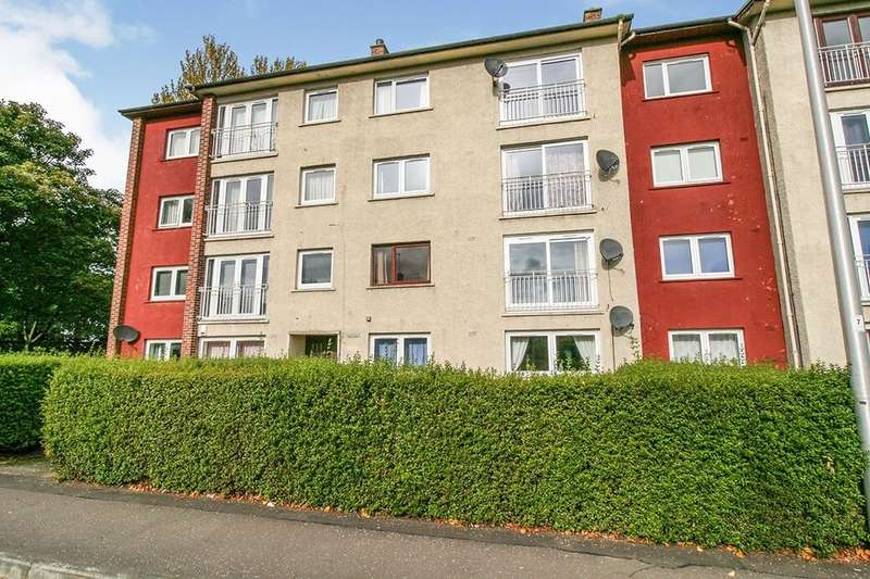 1 Bedroom Flat for rent in Canmore Road, Glenrothes, KY7