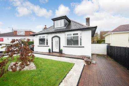 3 Bedrooms Bungalow for sale in Gamrie Road, Glasgow