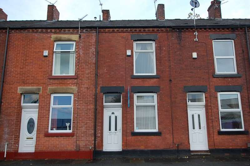 2 Bedrooms Terraced House for rent in Wharf Street, Dukinfield, SK16