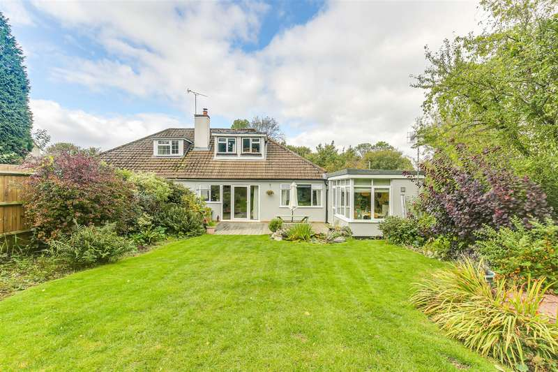 4 Bedrooms Semi Detached House for sale in Main Road, Knockholt, Sevenoaks