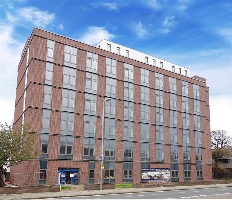 1 Bedroom Apartment Flat for rent in Crosby Gardens, Crosby Road North, Waterloo, Liverpool