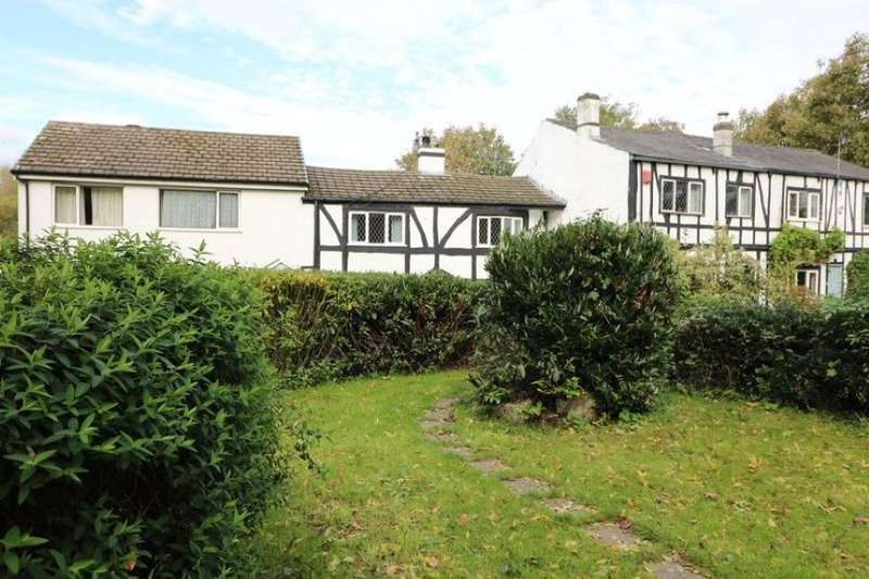 3 Bedrooms Cottage House for sale in 4 Old Hall Mill Lane, Atherton, Manchester, Greater Manchester
