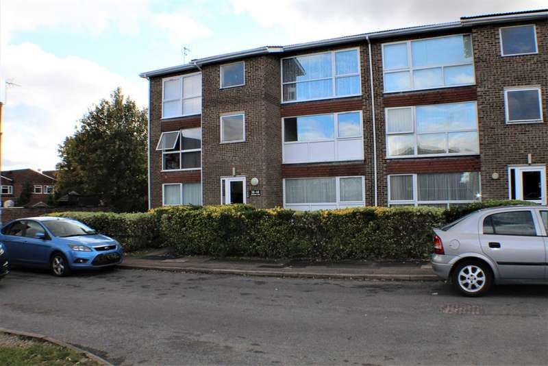 1 Bedroom Apartment Flat for sale in Berners Way, Broxbourne,