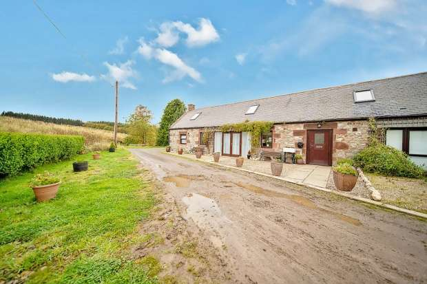 Barn Conversion Character Property for sale in Auchterless, Turriff, Aberdeenshire, AB53 8HB