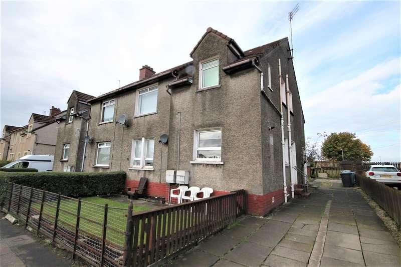2 Bedrooms Flat for sale in Burnbank Street, Coatbridge