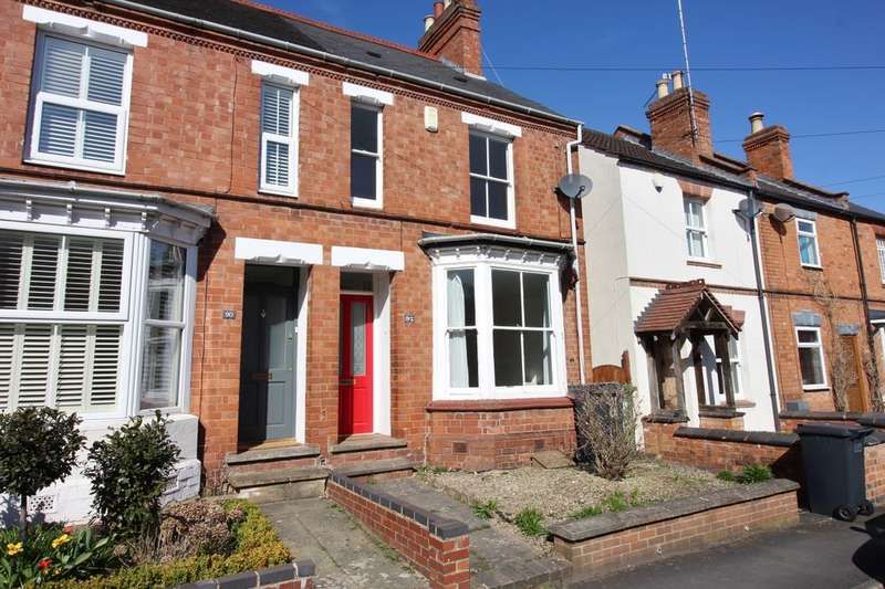 2 Bedrooms Terraced House for rent in Henry Street, Kenilworth, CV8