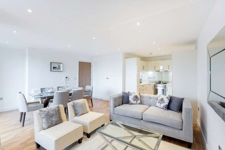 2 Bedrooms Property for sale in Exclusive opportunity to buy a wonderful two bed apartment in The Arc